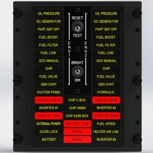 AEM and VIH add options to Master Control Panel