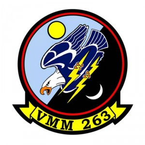 VMM-263 maintains excellence aboard Mesa Verde