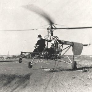 Key milestones in the life of Sikorsky