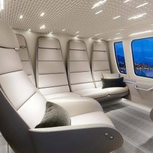 Transcend Air partners with Huslig design studio on VY400R eVTOL interior
