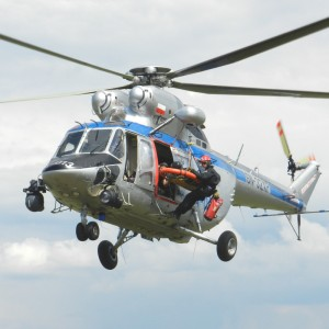 Polish helicopter factory at Swidnik celebrates 60 years of production