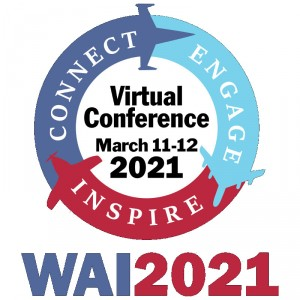WAI Announces Keynote Speakers for Virtual WAI2021 Conference