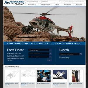 Aeronautical Accessories refreshes online presence