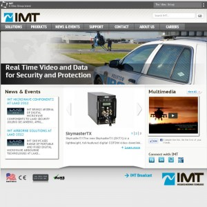 Integrated Microwave Technologies launches redesigned websites