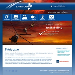 Latitude Launches New Website within Comprehensive Web Strategy