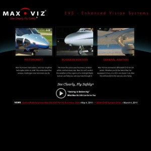Max-Viz launches new website and video