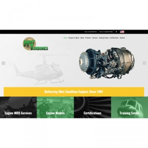 MINT Turbines Announces Launch of Redesigned Website