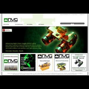 Night Flight Concepts unveils new website NVG Safety.com at AMTC 2010