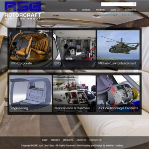 RSG launches redesigned website