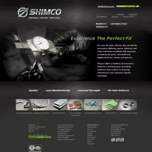 Shimco updates website
