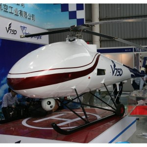 V750 – Chinese Unmanned helicopter to be produced for civilian use