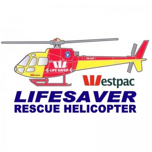 40th Anniversary for Westpac Lifesaver Helicopter Rescue Service