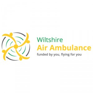 Wiltshire Air Ambulance Airfield Lights Up