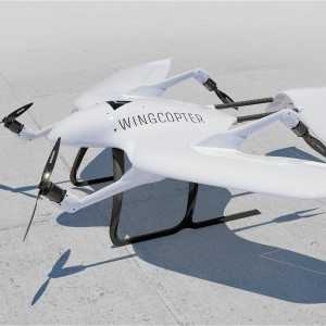 Wingcopter joins Flying Labs Network as a technology partner