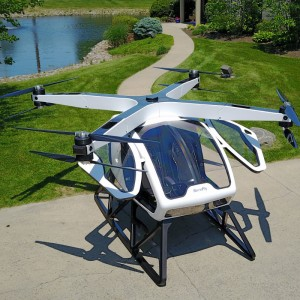 SureFly concept helicopter will be at EAA AirVenture