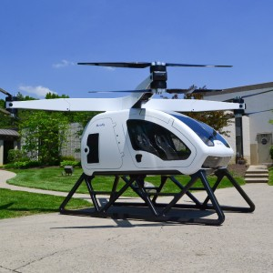 FAA permits test flights of Surefly electric hybrid helicopter