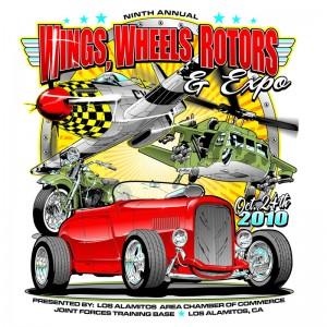 Wings, Wheels & Rotors EXPO 2010 Los Alamitos, CA, Sunday 24 October