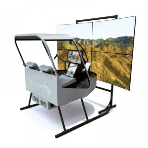 Flying Helicopters Made Easy takes delivery of Robinson simulator