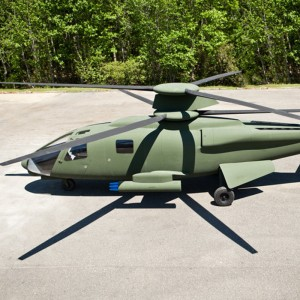Sikorsky Unveils X2 Technology(TM) Light Tactical Helicopter Concept