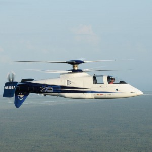 Sikorsky's X2 speeds to 259mph, but is it a helicopter?