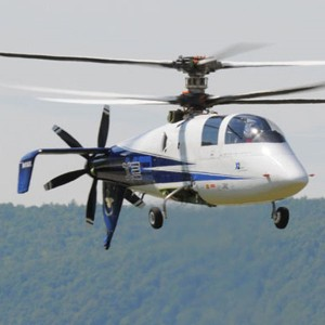 Sikorsky X2 Aims for World Speed Record