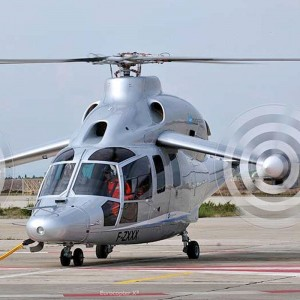 Turbomeca claims share of Eurocopter X3 speed record
