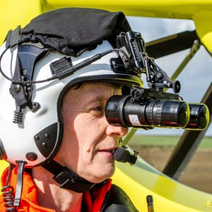 Yorkshire Air Ambulance achieves NVIS status