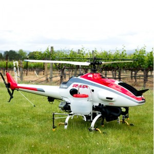 Yamaha launches unmanned spraying ops in Napa Valley vineyards