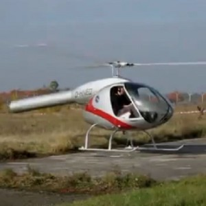 Youngcopter's NEO takes to the air